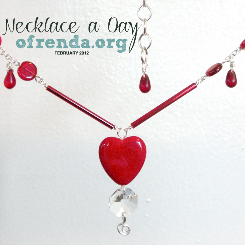 day 3 necklace